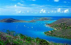 Virgin Islands - Virgin Gorda