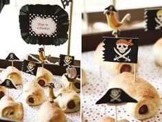 Pirate Party - Food idea