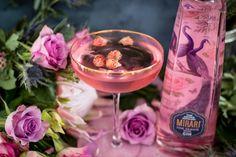 50ml Mirari Pink Gin 25ml Triple Sec 25ml Fresh Lemon Juice 10ml Sugar Syrup Rose petals to garnish