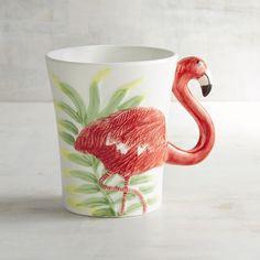 Flamingo Mug Pink
