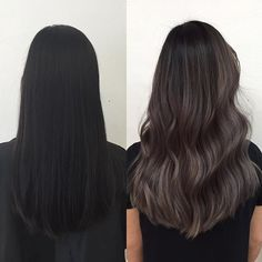 Image result for smokey lilac balayage