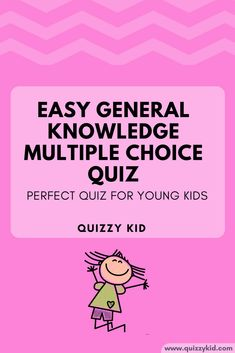 Kindergarten trivia questions and answers. This multiple choice general knowledge quiz is perfect for young kids. General Knowledge For Kids, General Knowledge Quiz Questions, Trivia Questions For Kids, Funny Questions, Quiz With Answers, Quiz Questions And Answers, Quizzes For Kids, Test For Kids, English Quiz