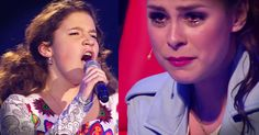Solomia began singing the opera classic 'Time To Say Goodbye' and the voice of an angel came out. Her performance was so beautiful judge Lena couldn't help but cry. And she's not alone. WOW what a voice.