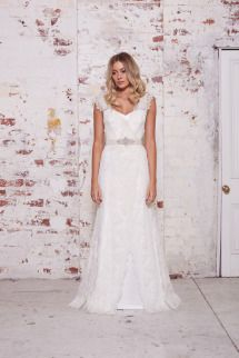 Gallery & Inspiration |  Karen Willis Holmes Collection - 1362 - Style Me Pretty