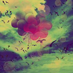 Ballons n Birds