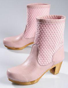 Jonny's Stiefel: Neosens S799 ROCOCO, Damen Stiefel, Braun