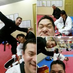 Got done with an adult #Sparring #Class tonight. Warm up drills and sparring. Good class. I wanted to get a shot of the class but those came out a bit blurry. These were the best ones. ... still can't figure out who's #Blood this is. Oh well time to eat.  #TaeKwonDo #TKD #TaeKwonDoStudents #MartialArts #태권도 #Sweaty #Stinky #Thursday #목요일 #ThursdayNight #GoodLookingKorean #GoodLookingAsian #한국의 #킹카 #뇌섹남 #SmartSexyMan #멍 (--_____-- ) #사차원 #OddBall #존잼 #꿀잼 #Funny #미친 #Crazy #미친놈 #CrazyBastard…