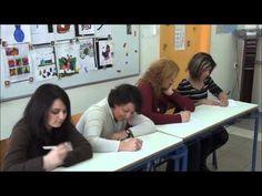 Οι δάσκαλοι στη θέση των μαθητών και οι μαθητές σωστοί δάσκαλοι! | ΣΥΜΒΟΥΛΕΥΤΙΚόΣ ΣΤΑΘΜόΣ ΝέΩΝ Β/ΘΜΙΑΣ ΕΚΠ/ΣΗΣ Ν.ΗΡΑΚΛΕΊΟΥ