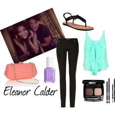 """Eleanor Calder style"""