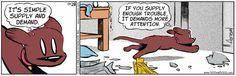 Dog Eat Doug Comic Strip, November 28, 2016     on GoComics.com