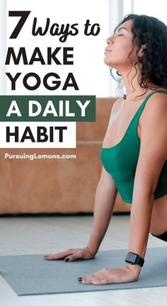 7 Ways To Make Yoga A Daily Habit | Want to build a daily yoga habit? Here are 7 tips that really work. #habits #yogahabit #yogaforbeginners #yoga #yogapractice yoga poses for beginners INDIAN BEAUTY SAREE PHOTO GALLERY  | I.PINIMG.COM  #EDUCRATSWEB 2020-07-02 i.pinimg.com https://i.pinimg.com/236x/c0/69/5f/c0695f88da39725fc94c0886bdb51a89.jpg