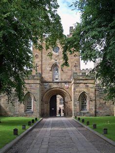 Durham Castle, England. Durham and Durham Castle are so beautiful. I really enjoyed visiting there.