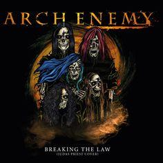 "ARCH ENEMY - Breaking The Law (JUDAS PRIEST COVER). CM Distro: smarturl.it/wareternalCMD iTunes smarturl.it/wareternalITUNES Amazon Mp3 smarturl.it/wareternalAMAZONMP3 Taken from the album ""War Eter"