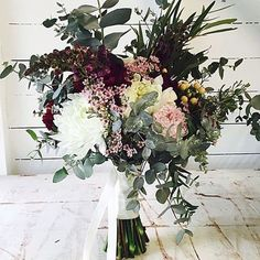 """388 Likes, 3 Comments - David Christian (@dchristianmadrid) on Instagram: """" #BridalBouquet #Inspiration #DavidChristian"""""""