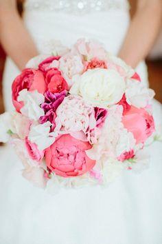 Peonies! ~ Photographer: Paige Winn // Floral Design: Anne Bowen, Stems