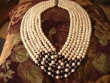 Majestic Pearl Necklace