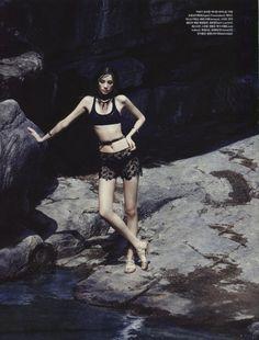 cool Vogue Coréia Julho 2013   Stefani por Tae Woo   [Editorial]