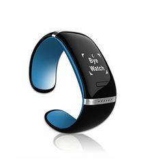 Smart Communicator Unisex Bluetooth Watch for Apple & Samsung Smart Phones