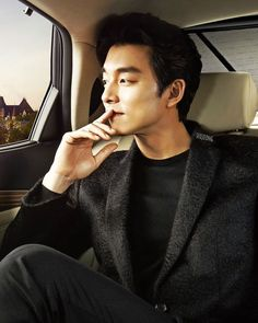 "Gong YOO (@gongyoo2001) on Instagram: ""Gong Yoo ~ KIA K7 ©® on pic . #gongyoo #gyswad #gyswkiak7 #gysw_suits #gyswlike…"""
