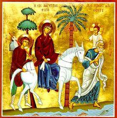 Ὁ Δυσμᾶς καί ὁ Γεστᾶς!   Αγ. Νικολάου Βελιμίροβιτς Ένα περιστατικό από τη ζωή του Χριστού ως θείου Βρέφους: όταν η αγία οικογένεια διέφυγε από το ξίφος του Ηρώδη και πορευόταν στην Αίγυπτο, εμφανίστηκαν καθ' οδόν κάποιοι ληστές, με πρόθεση να κατακλέψουν τους οδοιπόρους......