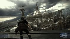 Final Fantasy XV Picture of the Day - http://mmorpgwall.com/final-fantasy-xv-picture-of-the-day-14/