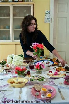 Considering a Holiday Dinner Party for friends and family, but have absolutely no time to prepare for it?    www.TimTheGirl.com  tim@TimTheGirl.com