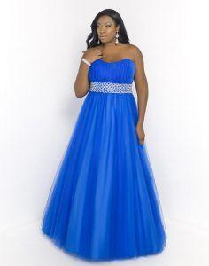 Plus Size Prom Dresses 2017