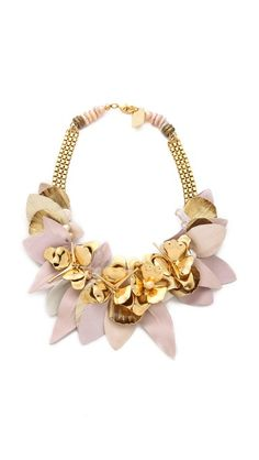 Lizzie Fortunato The Desert Lily Necklace