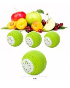 FRIDGE BALL'S - SET OF 3 PCs - PRESERVE YOUR VEGGIES & FRUIT LONGER  (COMING SOON)