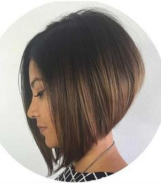 Hair styles Graduated bob hairstyles are so versatile nowadays there are short, stacked or long graduated bob hairstyles that you ca sport. Related PostsGorgeous hairstyles for fine hair s& & & Gorgeous Graduated Bob Haircuts! Graduated Bob Hairstyles, Stacked Bob Hairstyles, Cool Hairstyles, Hair Styles 2016, Medium Hair Styles, Short Hair Styles, Corte Y Color, Haircut And Color, Back Of Bob Haircut