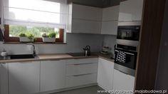 blog budowlany - mojabudowa.pl Kitchen Cabinets, Blog, Home Decor, Decoration Home, Room Decor, Kitchen Cupboards, Blogging, Interior Design, Home Interiors