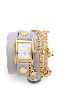 La Mer  Wrap Watch