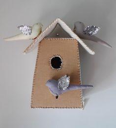 Tamar Mogendorff bird house