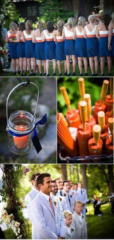 Gator wedding!!!! Love it thanks for sharing, Jess!!!