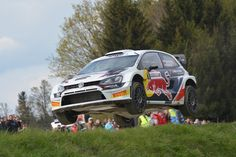 Volkswagen Polo R WRC rally car - the 2016 winning car being driven by a privateer for the first time (Raimund Baumschlager on the Wechselland Rally last weekend in Austria). Volkswagen Polo, Vw Polo R Wrc, Off Road Racing, Rally Car, Car Manufacturers, Old Things, Vehicles, Sports, Mitsubishi Ralliart