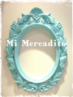 Muebles Antiguos Y Decoración Espejo De Pared Blanco Ovalado 45 X 38cm Barroca Antiguo Reproducción Vintage Low Price