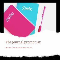 The journal prompt jar - Mamma & Bear What To Write About, Keeping A Journal, Worst Day, How To Make Pizza, School Subjects, When I Grow Up, Journal Prompts, My Teacher, Best Memories