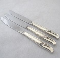 International Silver Exquisite Silverplate Dinner Knife