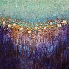 ARTFINDER: Serenity by Anna Mazek McDermott - Inspired by the opulence of Faberge and Klimt