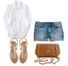 Short Jeans, Skinny, Capsule Wardrobe, Jean Shorts, Casual, Ideias Fashion, Chic, How To Wear, Outfits