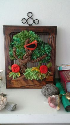 Fun Diy Crafts, Tapestry Weaving, Loom Knitting, Flower Crafts, Wonderful Things, Paper Flowers, Needlework, Decoupage, Projects To Try
