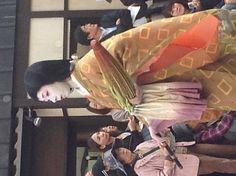 Kyoto Jidai Matsuri on 22 Oct.