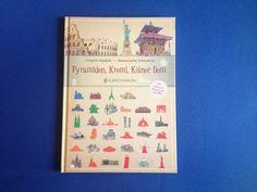 UNESCO-Welterbe zwischen Buchdeckeln - herrlich illustriert, informativ erklärt. #Architektur #UNESCO #Kinderbücher