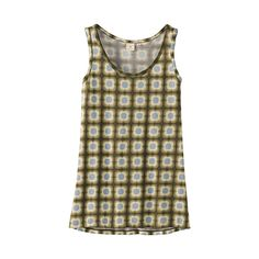 Orla Kiely is doing dirtcheap $20 tanks, tees and scarves at Uniqlo. Many, many patterns happening. If you haven't heard of Uniqlo, well, it's sort of like the Gap of Asia. Only less littered with baggy chinos stuck on repeat since 1989.