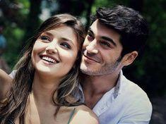 Romantic Love Couple, Cute Love Couple, Cute Couple Pictures, Romantic Couples, Best Couple, Couple Dps, Murat And Hayat Pics, Most Handsome Actors, Cute Love Stories