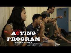 SOCAPA Arts - Acting Program - Program Outline