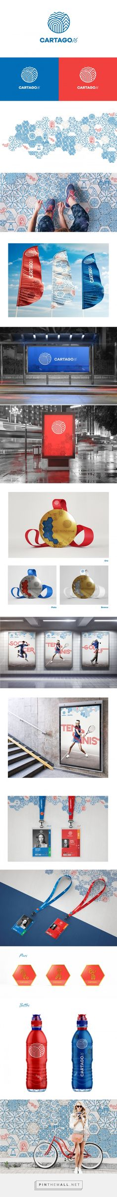 Sports Games 2016 on Behance... - a grouped images picture - Pin Them All