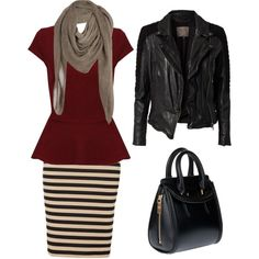 Business Casual - Fall
