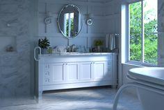 bathroom interior  tutorial by blender guru