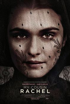 New period drama: A dark romance, My Cousin Rachel tells the story of a young 19th century Englishman who plots revenge against his beautiful cousin.